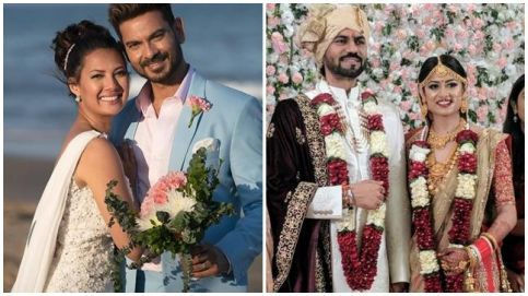 Rochelle Rao and Kaith Sequeira got married in an intimate ceremony recently.