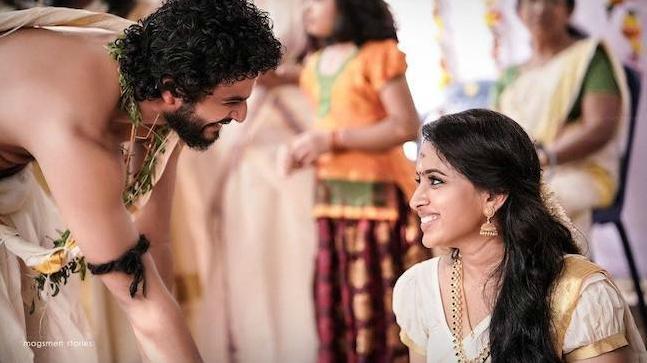 Neeraj Madhav and Deepti