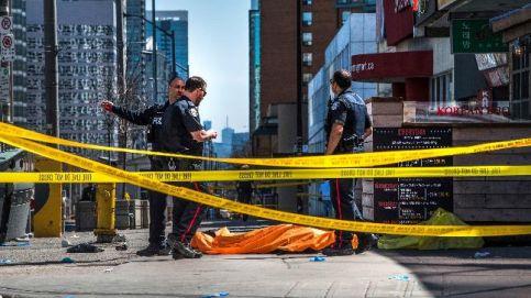 Toronto van attack (Source: AP)
