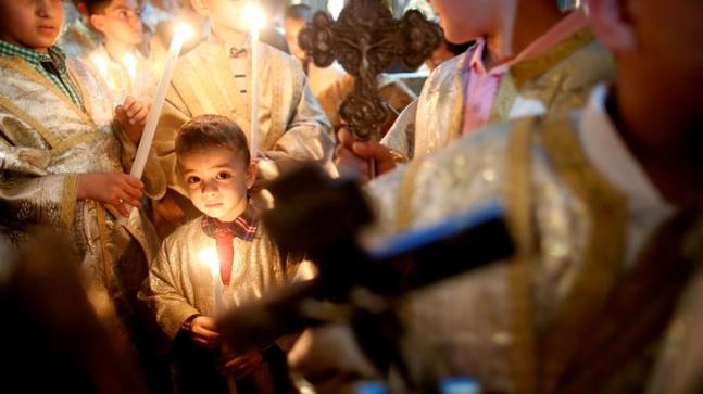 Easter celebrations from around the world