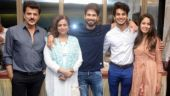 Beyond The Clouds: Shahid Kapoor and Mira Rajput attend screening of Ishaan Khatter's film