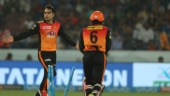 IPL 2018: Sunrisers Hyderabad beat Mumbai Indians in last-ball thriller