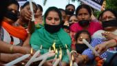 At candlelight vigils, people in Amritsar, Ahmedabad protest Unnao, Kathua gangrape cases
