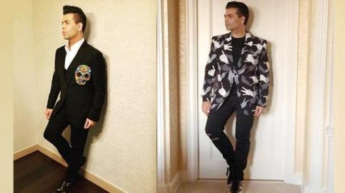 Nobody does quirky better than Karan Johar.