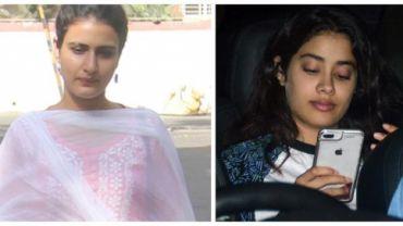 Fatima Sana Shaikh, Janhvi Kapoor