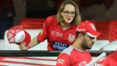 IPL 2018: Hazel Keech all smiles as Yuvraj Singh returns to playing XI