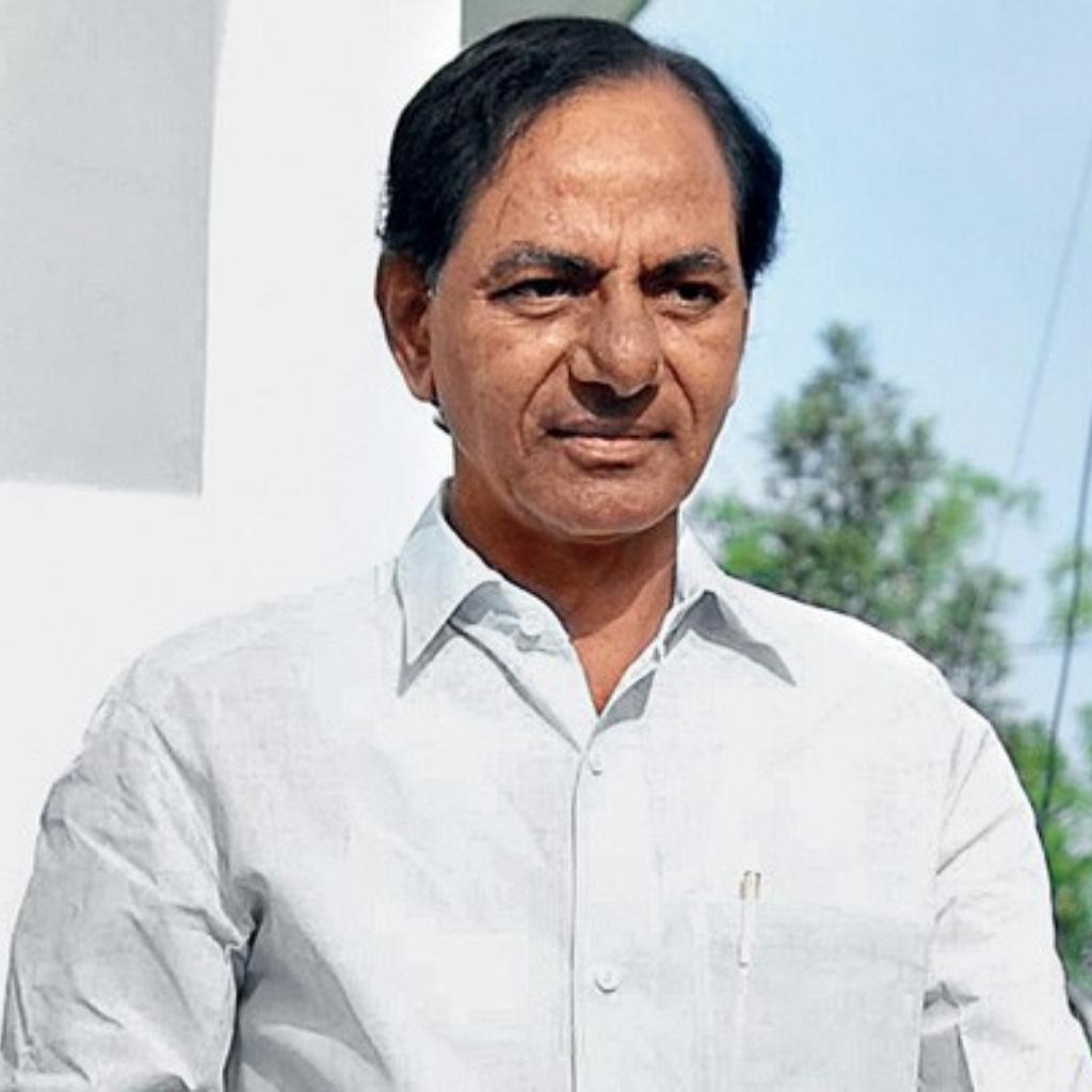 K Chandrashekara Rao