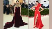 Deepika Padukone and Priyanka Chopra made their appearances in Met Gala 2018