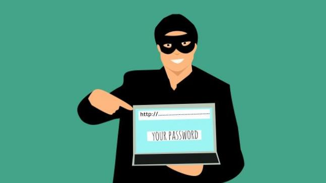 Passwords hold the key to protecting your personal information