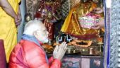 In pictures: Modi offering prayers at iconic Muktinath temple in Nepal