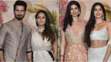 Sonam Kapoor and Anand Ahuja Reception