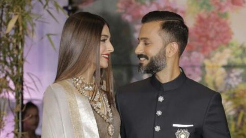 Sonam Kapoor and Anand Ahuja got married on May 8