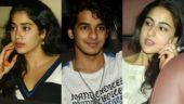 Raazi: Janhvi-Ishaan-Sara join Alia Bhatt for a screening