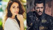 Salman Khan and Disha Patani in Bharat
