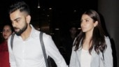 Virat and Anushka arrive hand-in-hand from Bengaluru