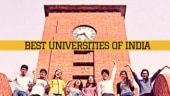 Best universities of India 2018