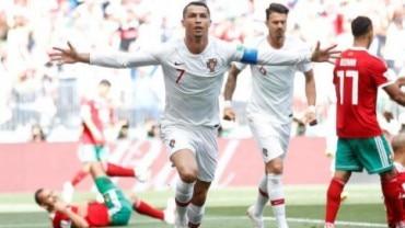2018 FIFA World Cup, Ronaldo