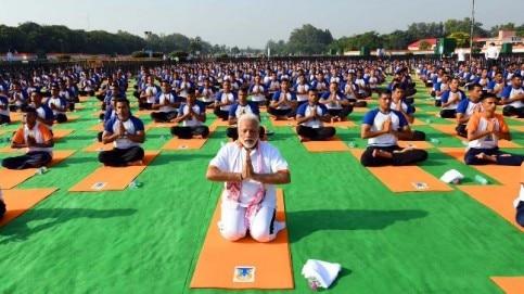 Narendra Modi in Dehradun