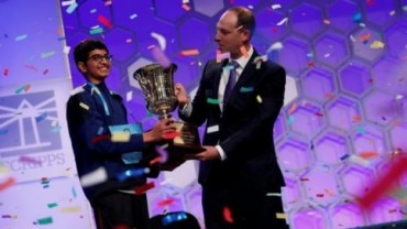 Karthik Nemmani wins Scripps National Spelling Bee