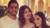 Inside Akash Ambani-Shloka Mehta mehendi ceremony: Priyanka-Nick and Isha look resplendent