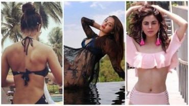 Hina,Surveen,Shraddha