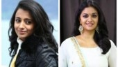 Trisha to Keerthy Suresh: 6 actresses who turned singer for films