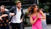 PICS: Priyanka Chopra dances on New York streets with Liam Hemsworth for Isn't It Romantic