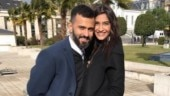 Anand Ahuja celebrates birthday with Sonam Kapoor. See pics