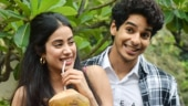 PHOTOS: Janhvi Kapoor-Ishaan Khatter have a blast at Dhadak promotions
