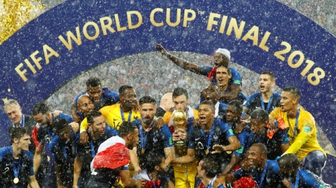 2018 FIFA World Cup: France