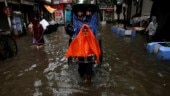 India under monsoon skies from June to July
