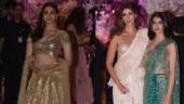 Alia Bhatt to Navya Nanda: Ambani engagement party is starry affair