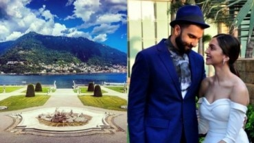 Deepika Ranveer to tie knot in Lake Como