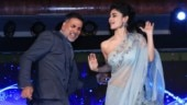 Akshay and Mouni dance like there's no tomorrow at Gold song launch