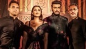 Arjun and Parineeti paint the ramp black in Indian couture