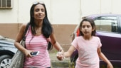 Suchitra Pillai twins in pink with daughter Annika Kjeldsen. See pics
