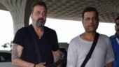 Sanjay Dutt and Paresh Ghelani