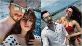 These super-romantic pics of Shama Sikander and boyfriend James Milliron will take your breath away