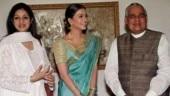 Sridevi to Aishwarya: Atal Bihari Vajpayee and Bollywood in pics