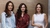Meet new entrants of Sonali Bendre's book club: Sussanne, Dia and Gayatri
