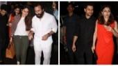 Saif-Kareena's dinner date with Soha-Kunal. Where are Taimur and Inaaya?