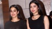 Khushi Kapoor joins Janhvi-Ishaan for Dhadak success bash
