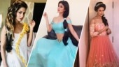 Hina Khan, Mouni Roy or Divyanka Tripathi, which actress nailed the fairytale look?