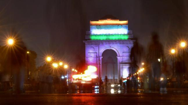 India gate Independence day
