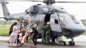 Kerala floods, Kerala rains, Indian Navy, Kerala monsoon, Operation Madad