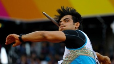 Neeraj Chopra (Reuters Photo)