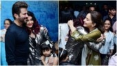 Fanney Khan screening: Aaradhya and Aishwarya-Madhuri hug steal the show