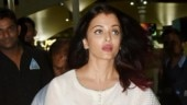 Aishwarya returns to Mumbai after attending Rajan Nanda's last rites