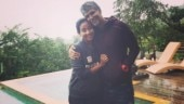 Milind Soman and Ankita Konwar on a romantic holiday. See pics