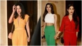 Priyanka to Janhvi-Khushi, B-Town parties all night with Manish Malhotra